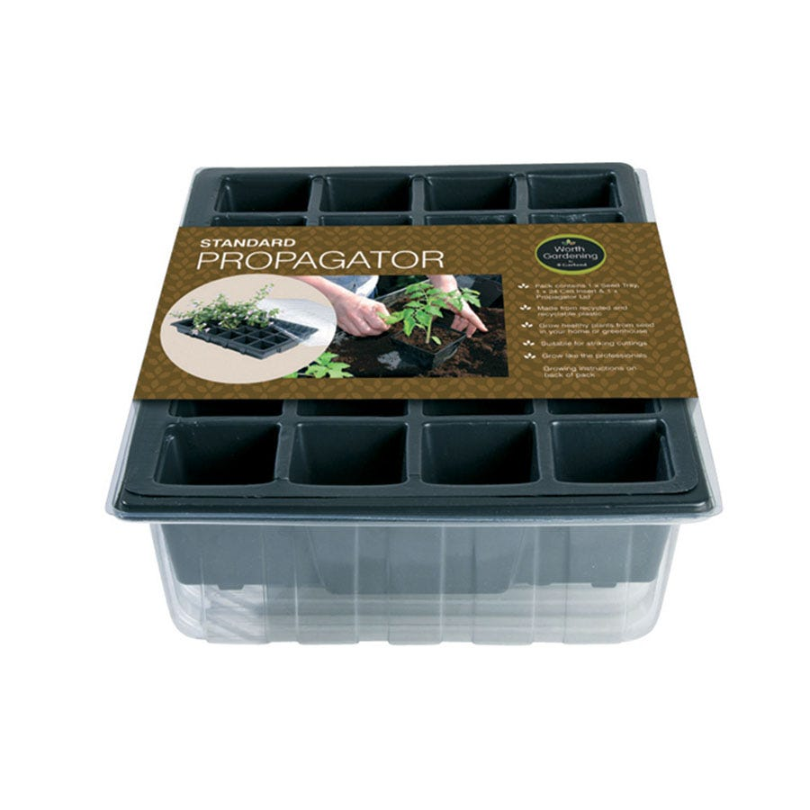 Compare prices for Wonder Holder Worth Gardening Standard Propagator