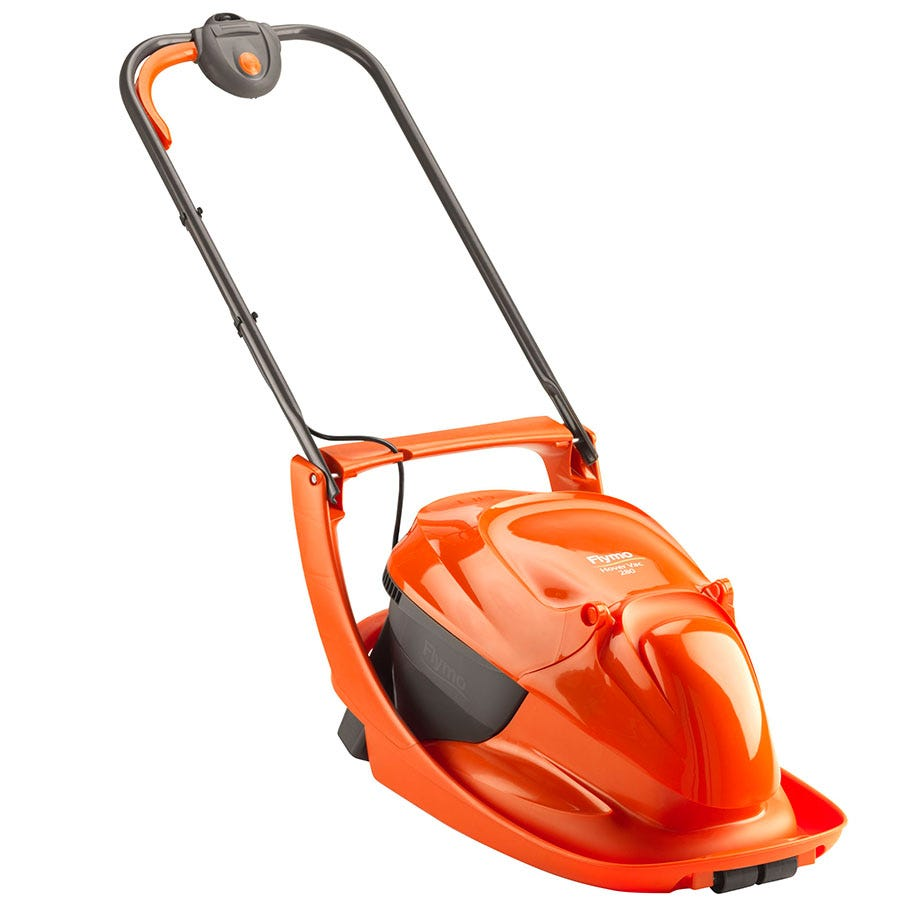 Flymo Hovervac 280 Electric Hover Lawnmower