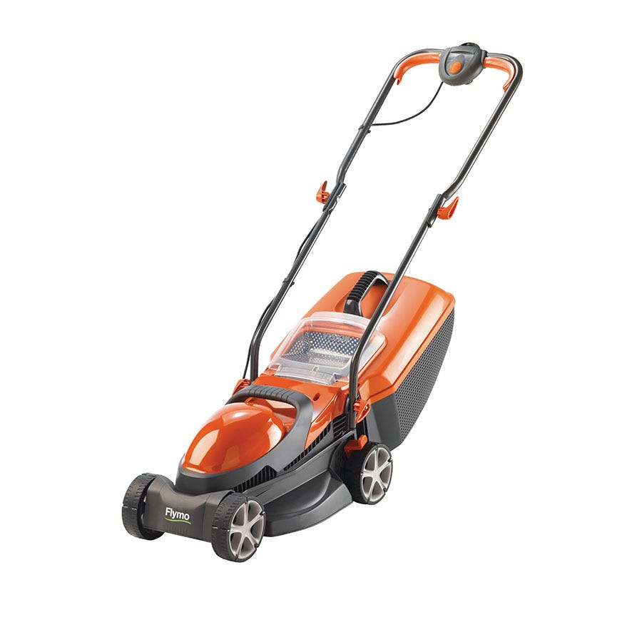 Image of Flymo Chevron 32VC Electric Wheeled Lawnmower