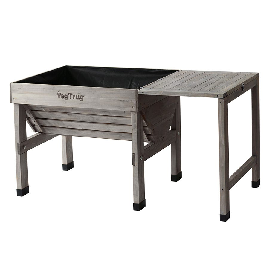 VegTrug Classic Side Table - Grey