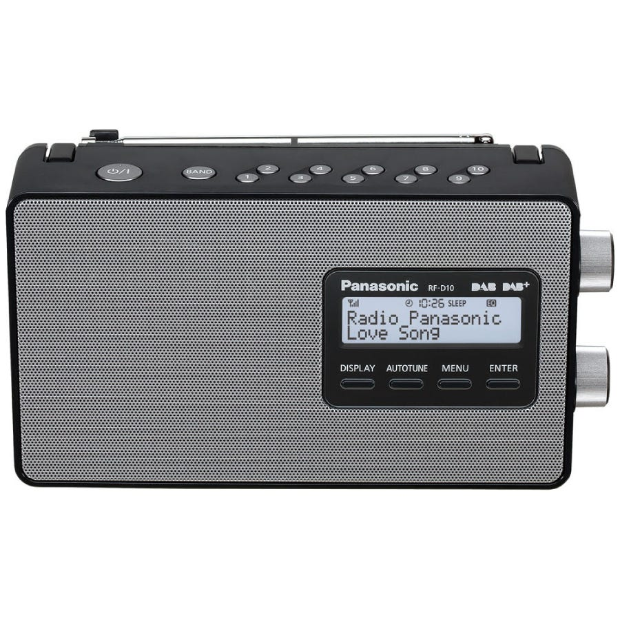 Panasonic RF-D10 DAB Radio