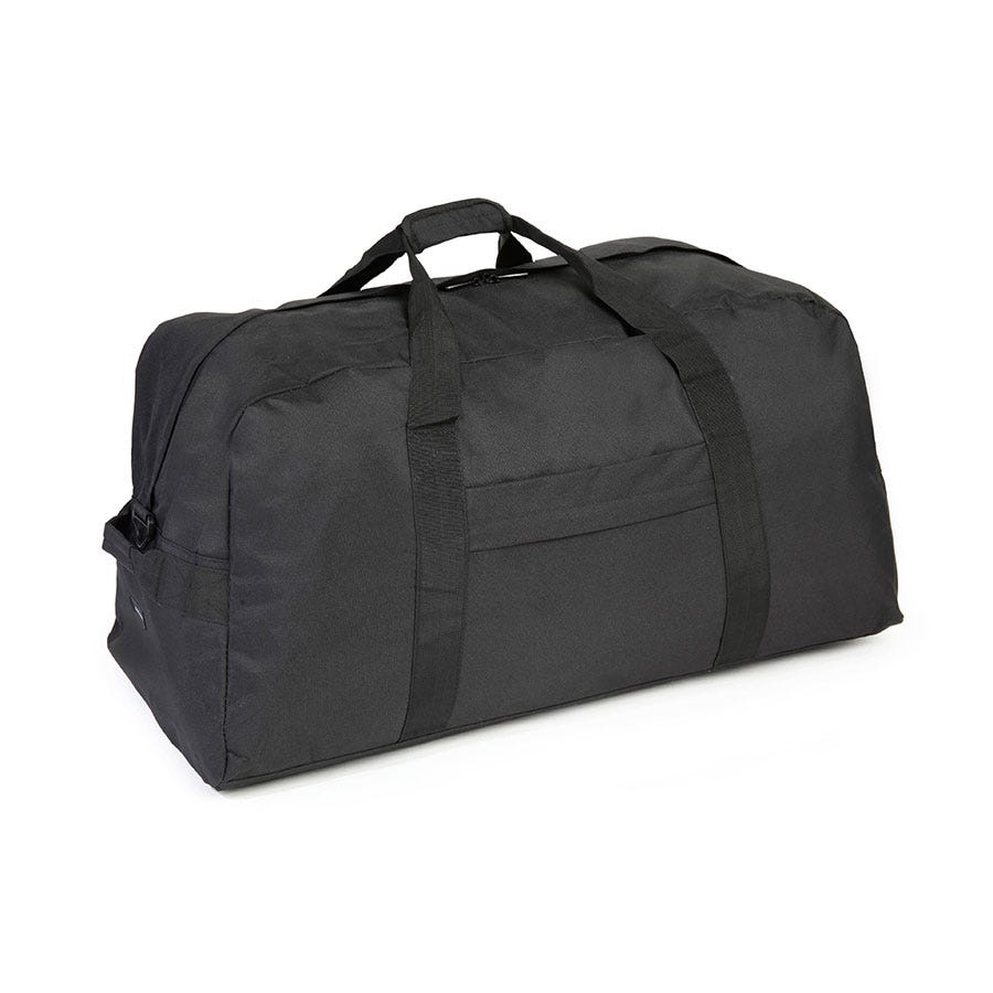 Rock Members Large 75cm Holdall / Duffle Bag - Black