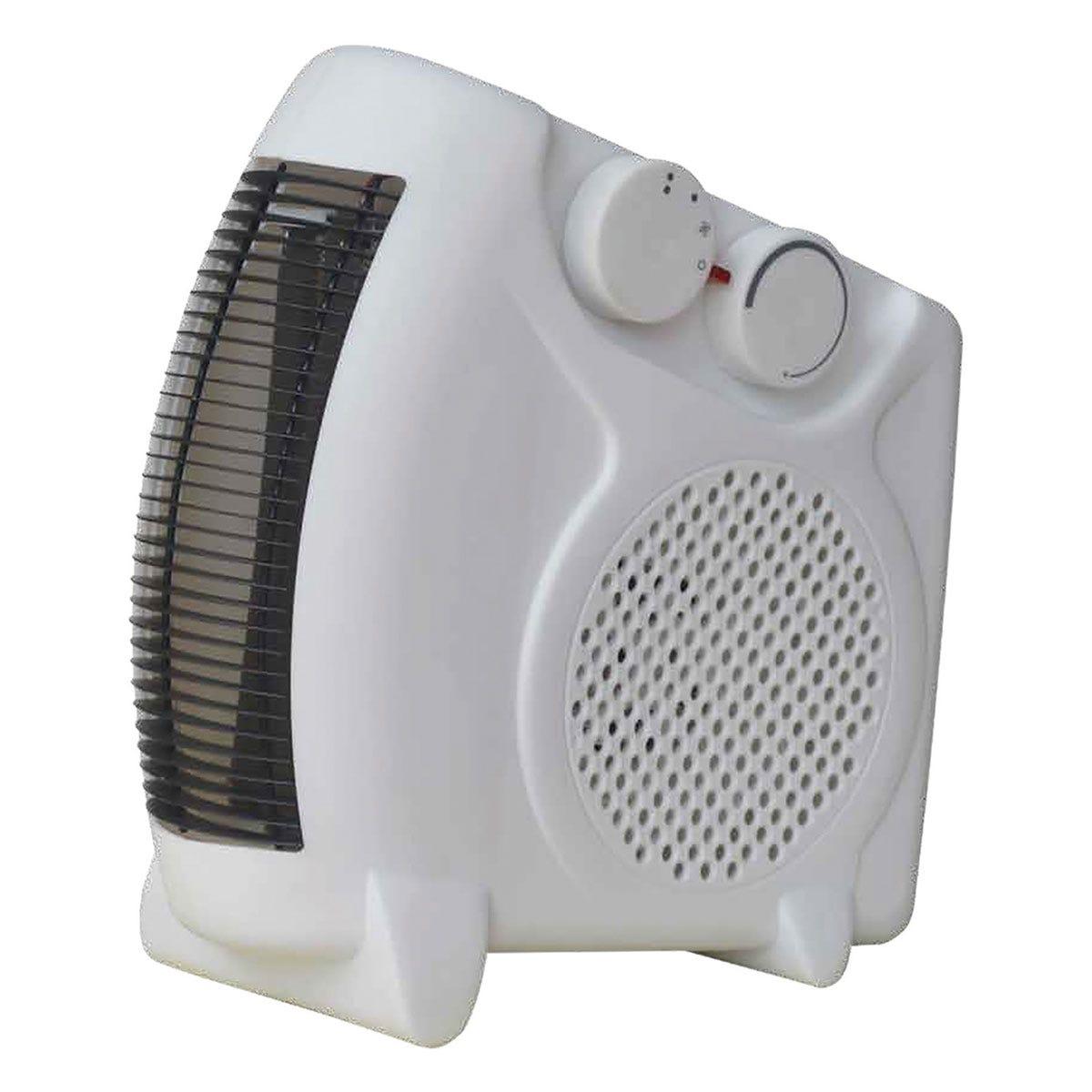 Robert Dyas Flat Fan Heater 2kw