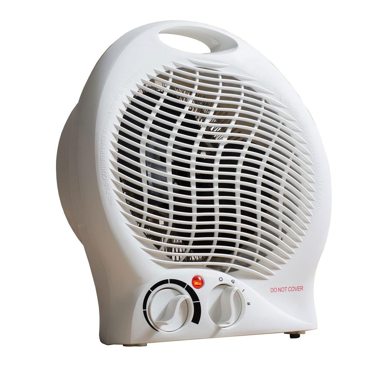 Robert Dyas 2kW Upright Fan Heater