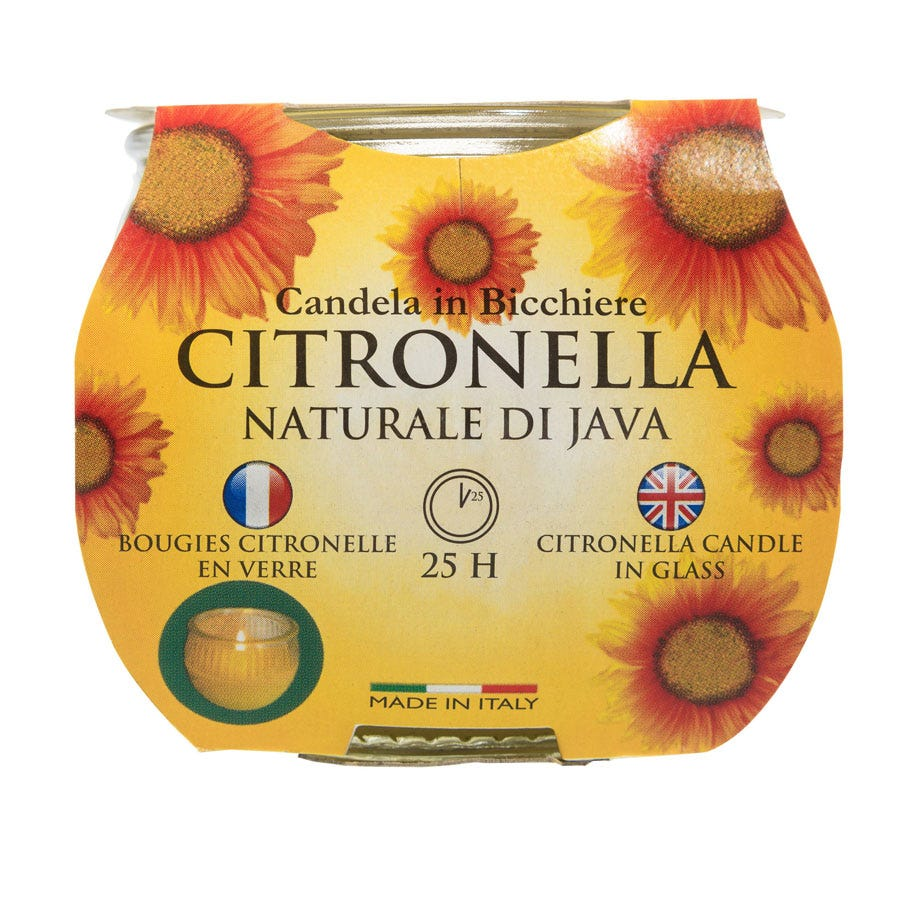 Prices Candles Price's Citronella Jar Candle