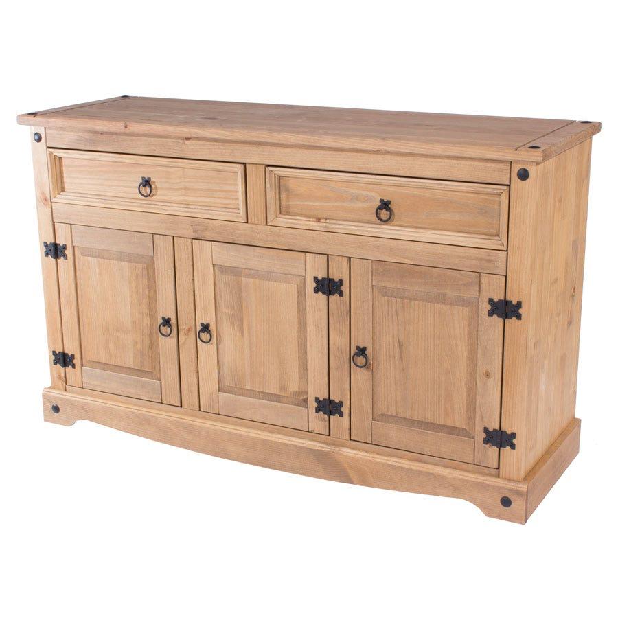 Halea Pine Medium Sideboard