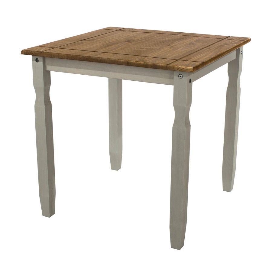 Halea Square Dining Table - Grey