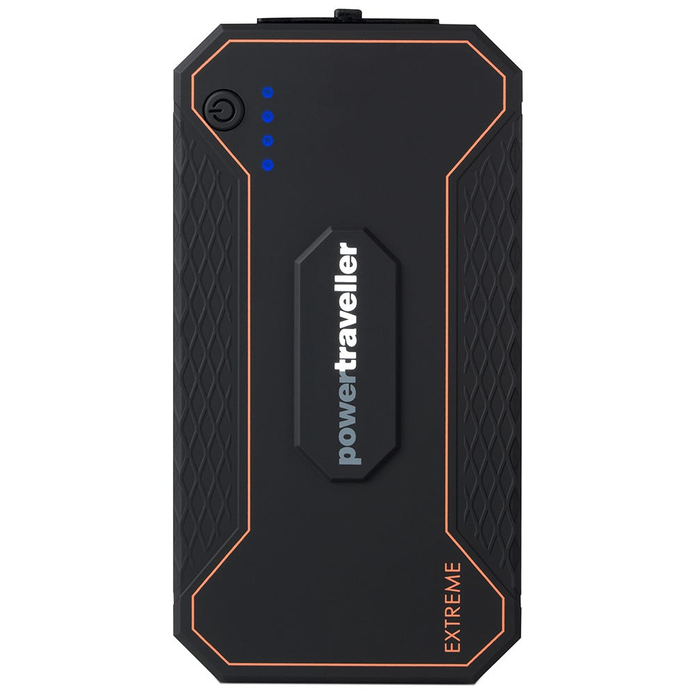 Image of PowerTraveller Extreme Solar Powered Power Bank