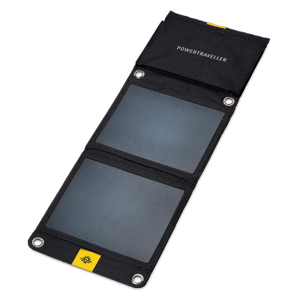 Image of PowerTraveller Falcon Foldable 7w Solar Panel