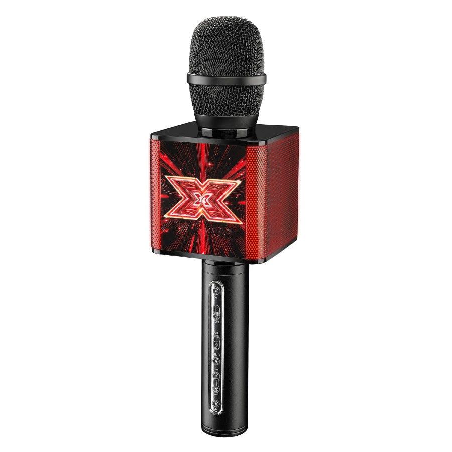 Robert Dyas X-Factor Microphone Speaker