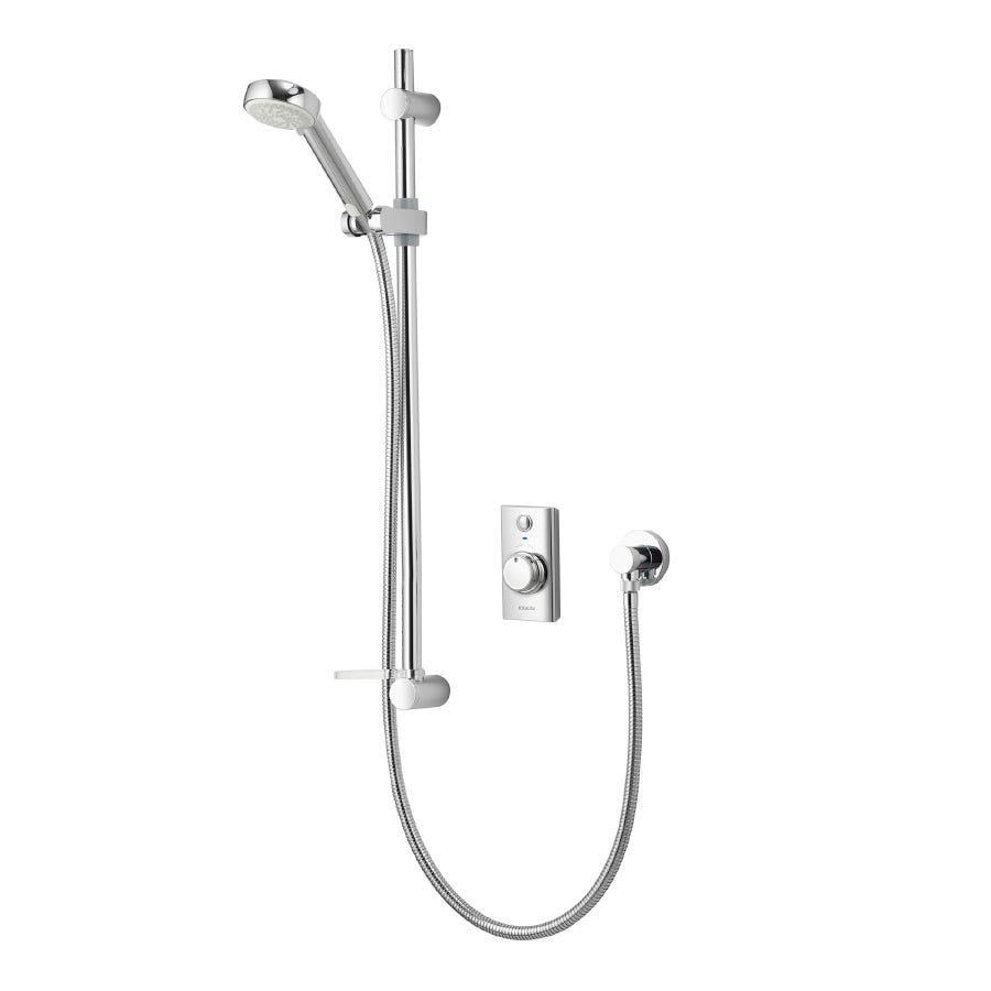 Image of Aqualisa Visage Adjustable Head Digital Shower