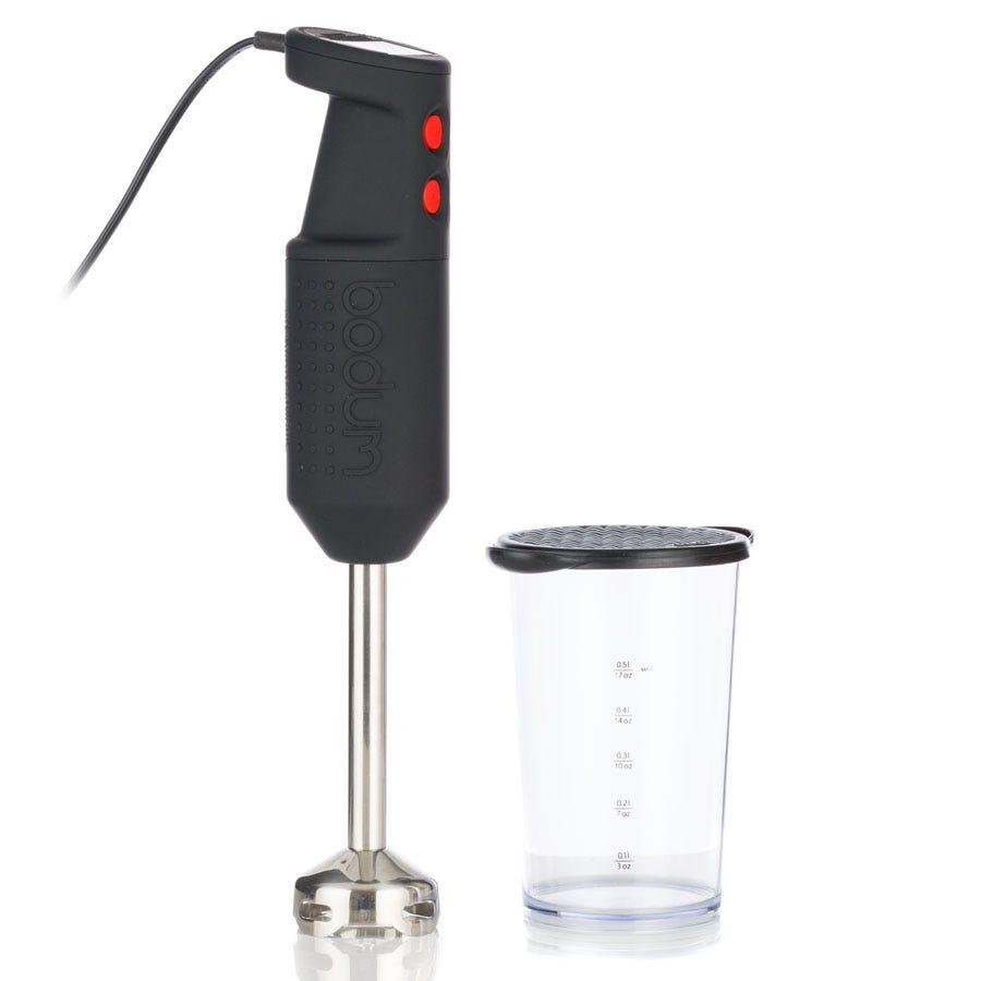 Image of Bodum Bistro Electric Hand Blender - Black