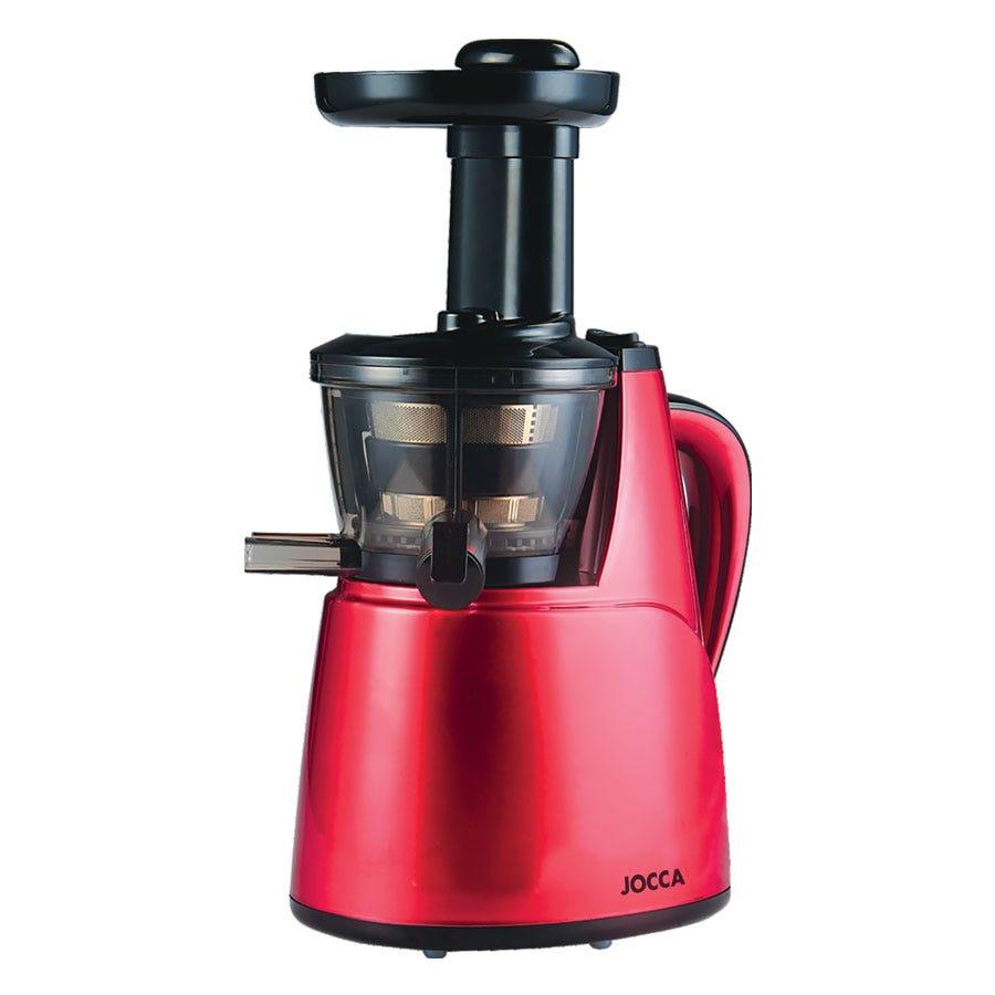 Jocca 5069U 150W Slow Juicer - Red