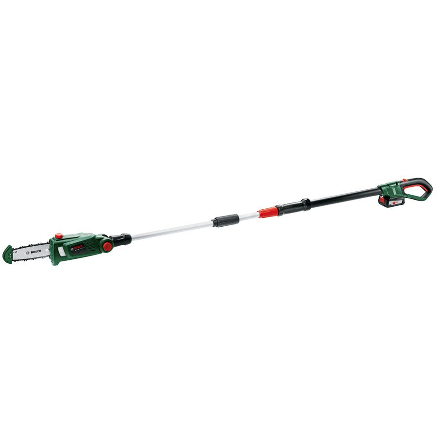 Image of Bosch Universal Chain Pole 18 Hedge Pruner