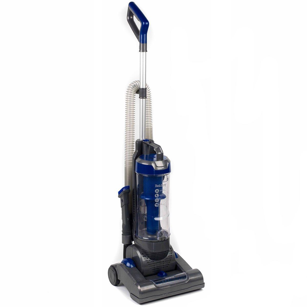 Image of Beldray Air Power 2.5L Upright Vacuum Floor Cleaner - Black
