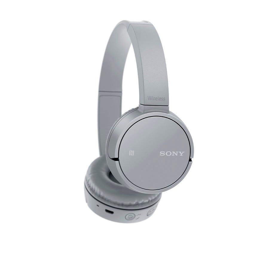 Sony Bluetooth Headphones - Grey