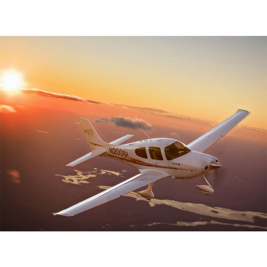 Buyagift 30 Minute Introductory Flying Lesson - UK Wide Selection