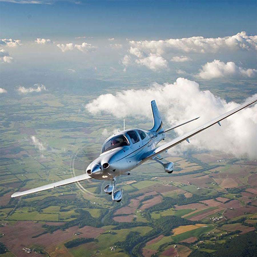 Buyagift Land Away Double Flying Lesson Experience