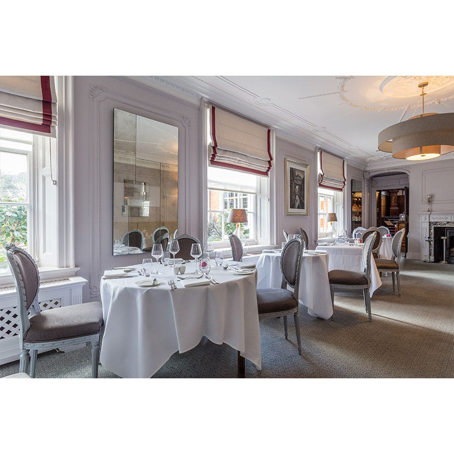 Buyagift Afternoon Tea & Spa Day for Two at Greenwoods Hotel & Spa