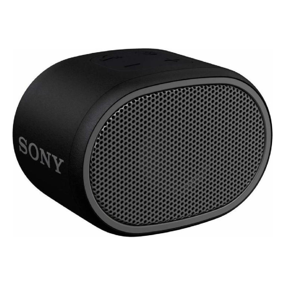 Sony Light Portable Bluetooth Speaker - Black