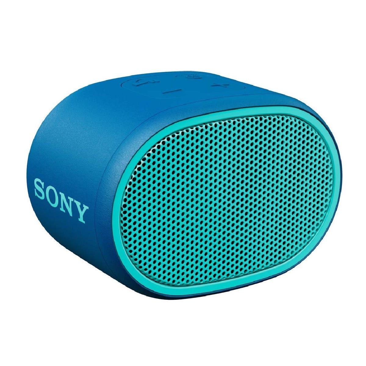 Sony Light Portable Bluetooth Speaker - Blue