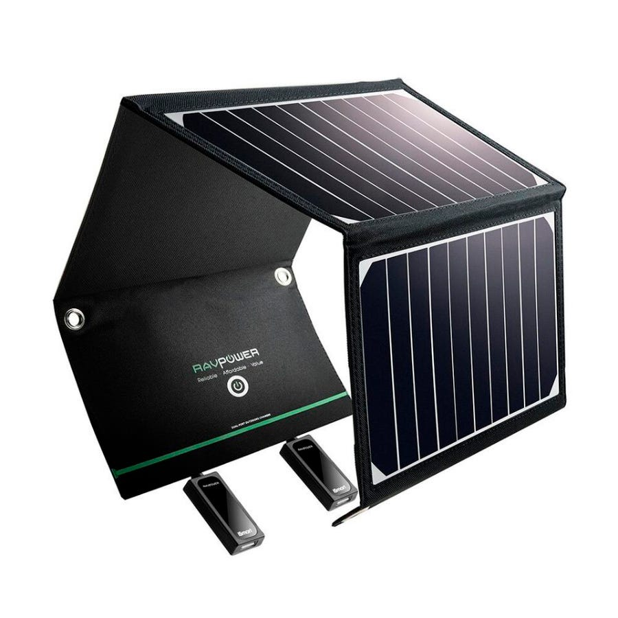 Image of RavPower 16w Solar Charger
