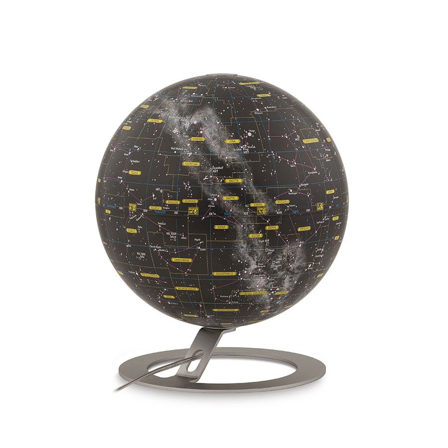 Robert Dyas National Geographic 30cm The Heaven Illuminated Globe