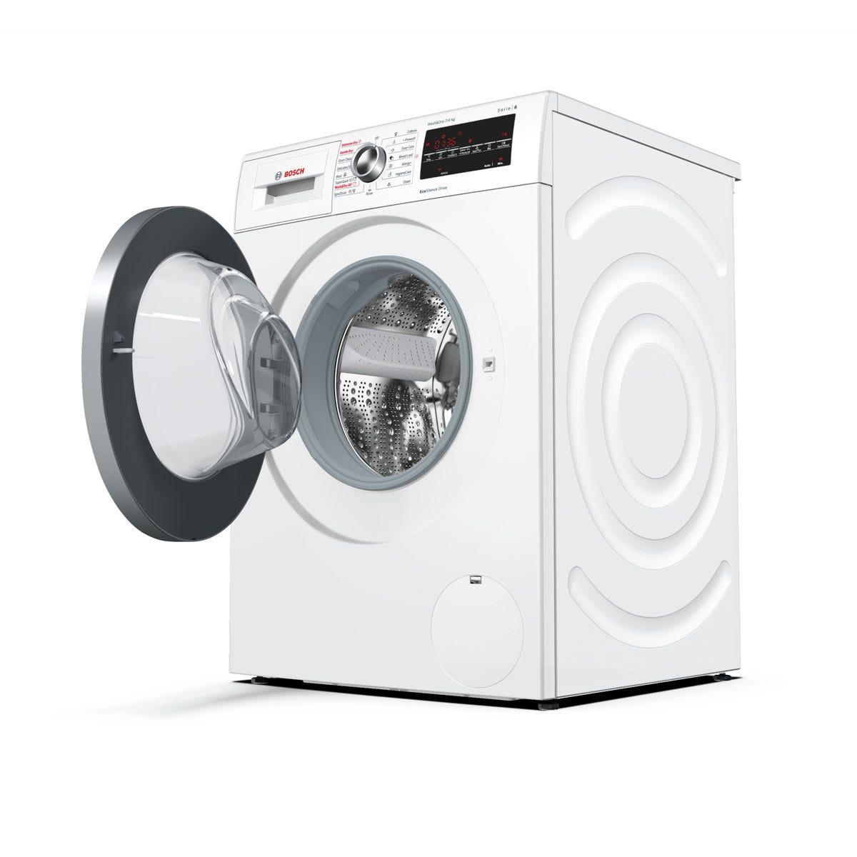 Bosch WVG30462GB Series 6 1500rpm Washer Dryer - White