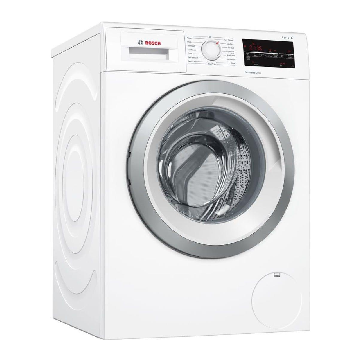 Bosch Serie 6 WAT28371GB 9kg 1400rpm Washing Machine with EcoSilence Drive - White