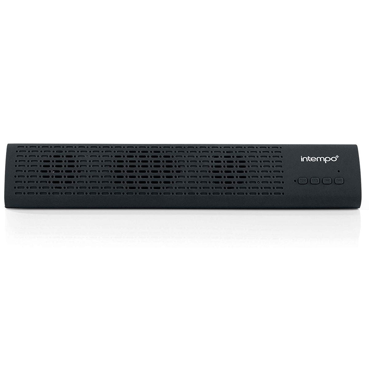 Intempo Mini Wireless Bluetooth Sound Bar - Black