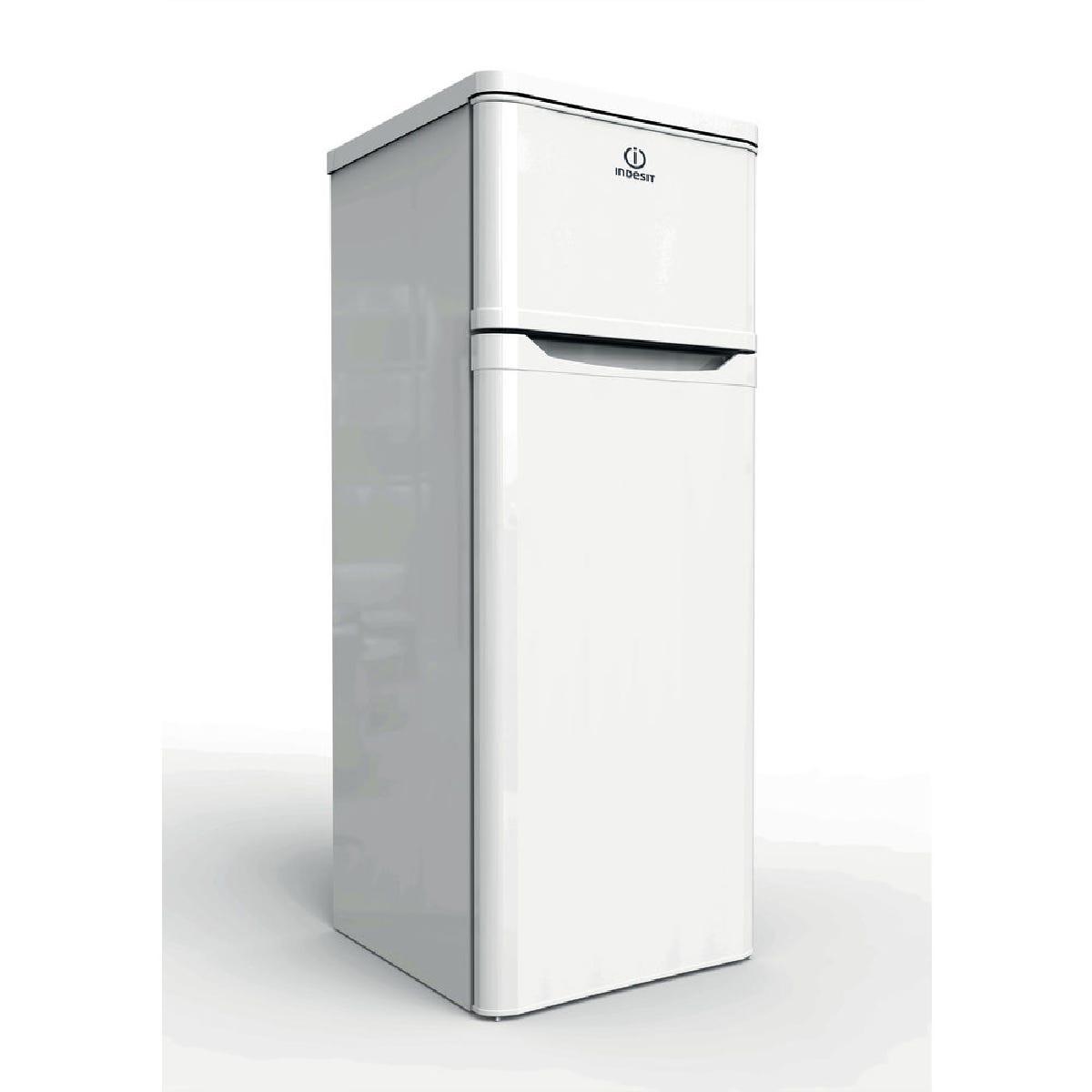 indesit raa 29.1 fridge freezer - white