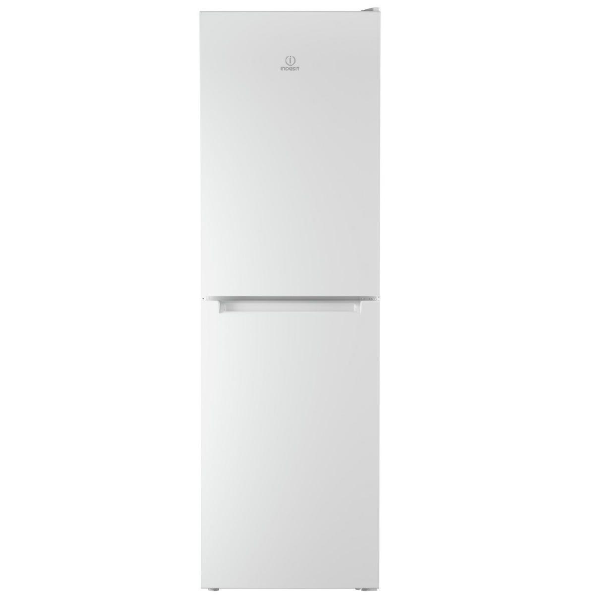 indesit ld85 f1w fridge freezer - white