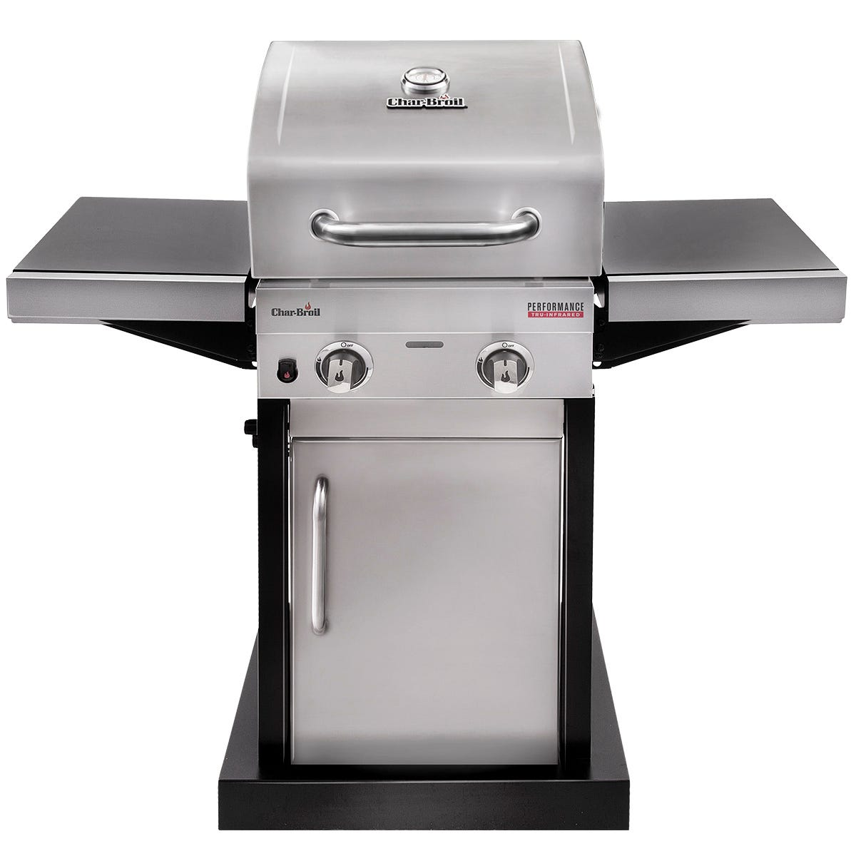 Image of Char-Broil Performance 220S Gas BBQ - Stainless Steel