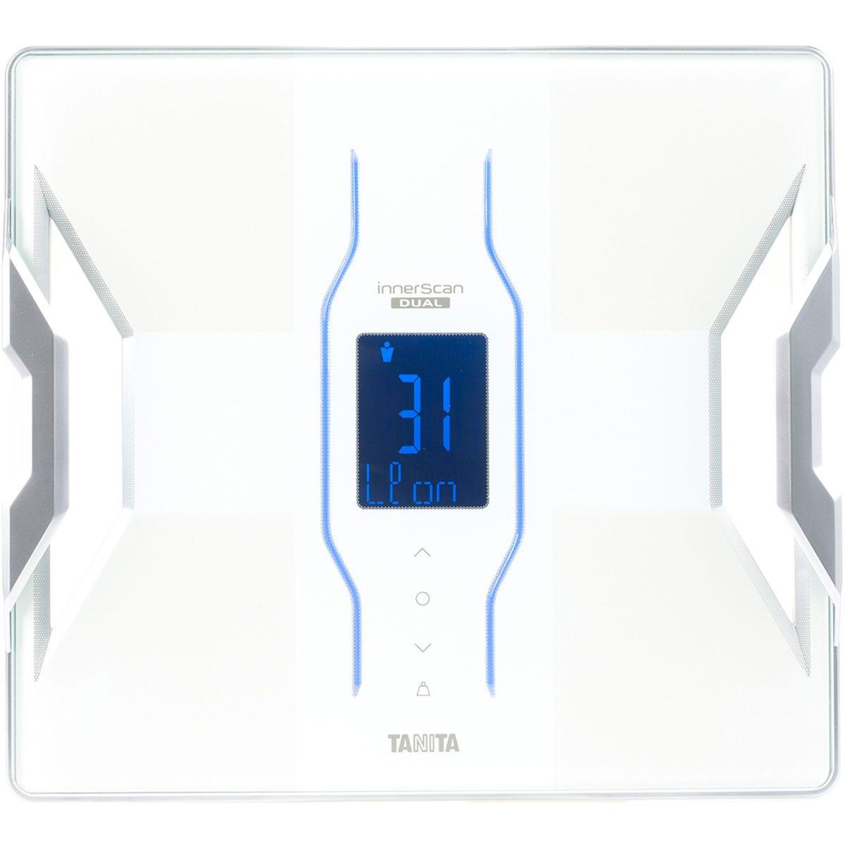 TANITA InnerScan Dual RD-953 Smart Scale - White, White