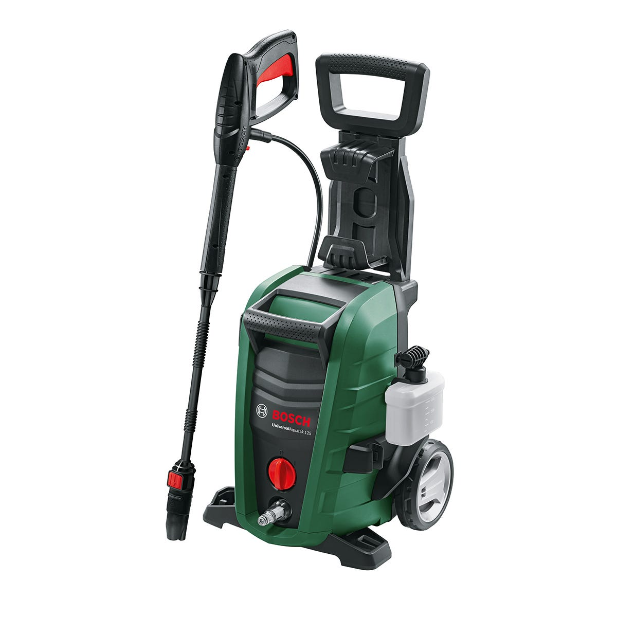 Image of Bosch Universal Aquatak 125 Pressure Washer Plus Car Kit