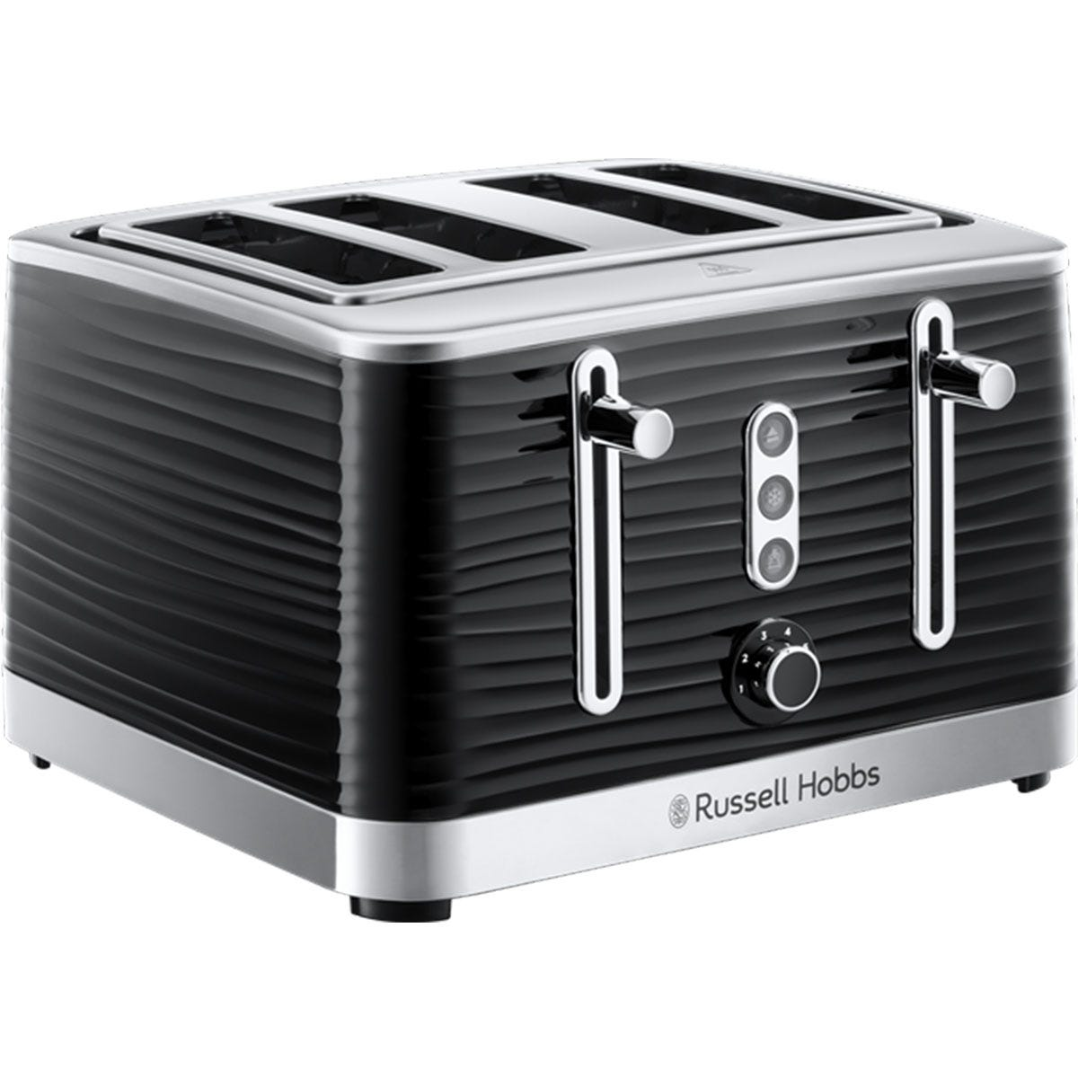 Russell Hobbs 24381 Inspire 1800W 4 Slot Toaster - Black