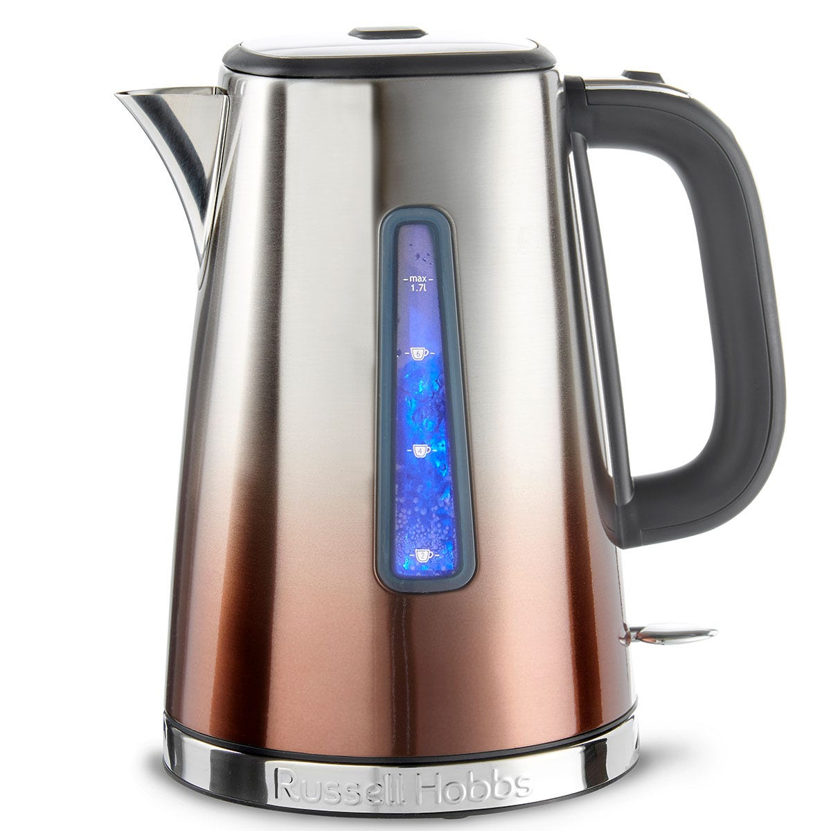 Russell Hobbs 25113 1.7L Eclipse 3000W Jug Kettle - Copper Sunset