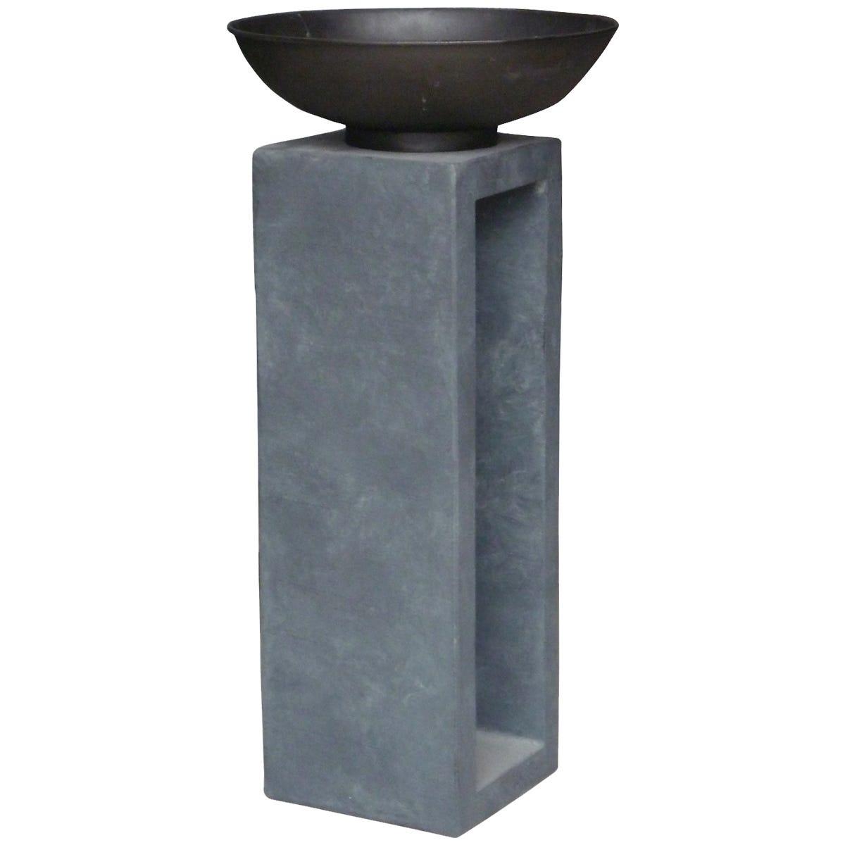 Charles Bentley Metal Fire Bowl - Large