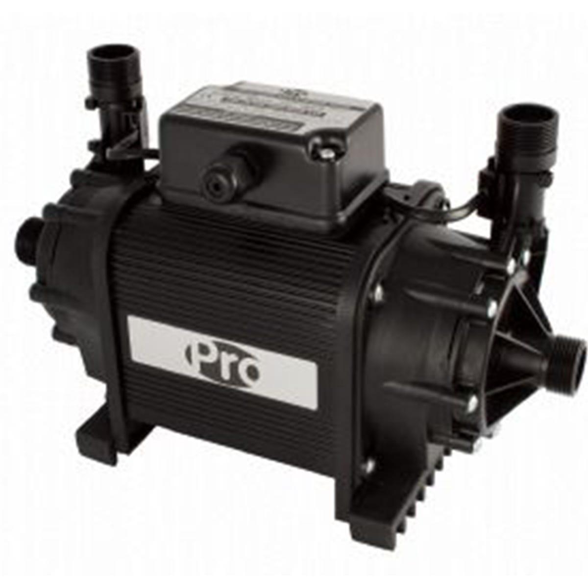 Pro 2.0 Bar Twin Impeller Centrifugal Shower Pump
