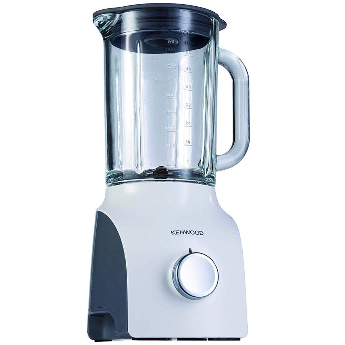 Kenwood BLP600 Thermo-Resistant 800W Blender with Variable Speed Settings - White