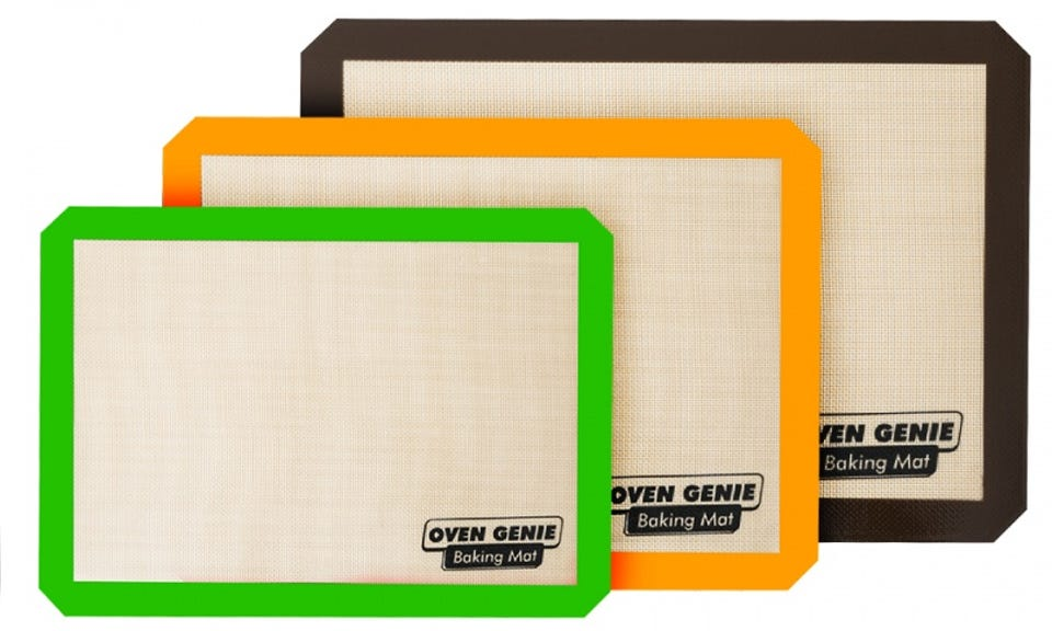 3 Pack Oven Silcone Baking Mat