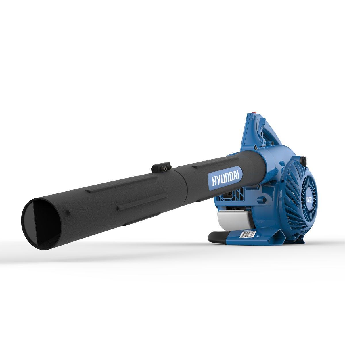 Hyundai HYBV26-2 26cc Petrol Leaf Blower w/ Shredder and Vacuum