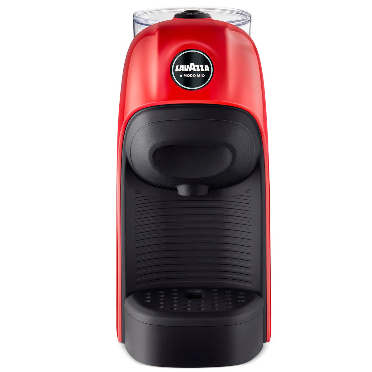 Lavazza 18000193 Tiny Capsule Coffee Machine - Red
