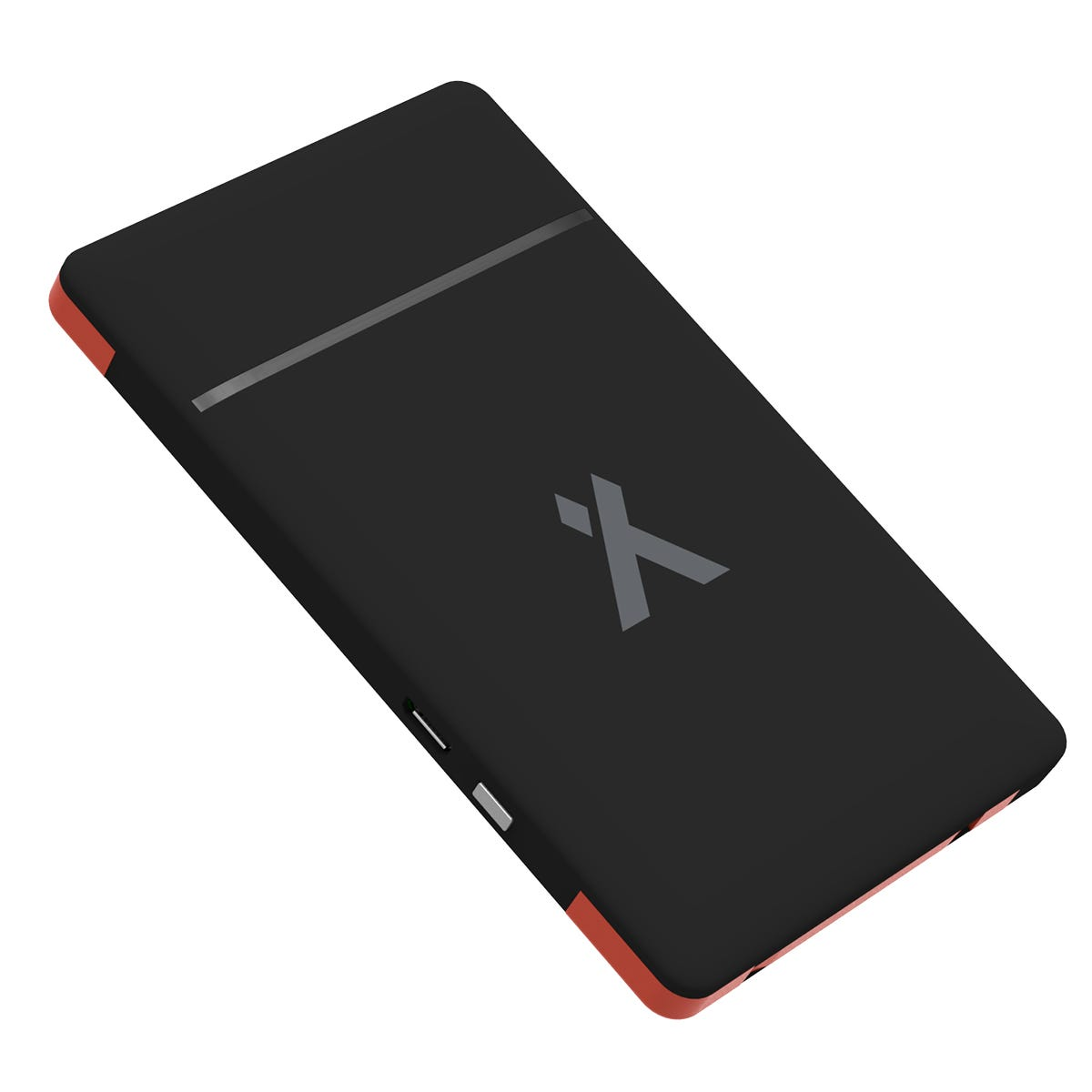 Image of Bear Grylls 3000mAh Power Bank + Built-in Lightning/MicroUSB Cable