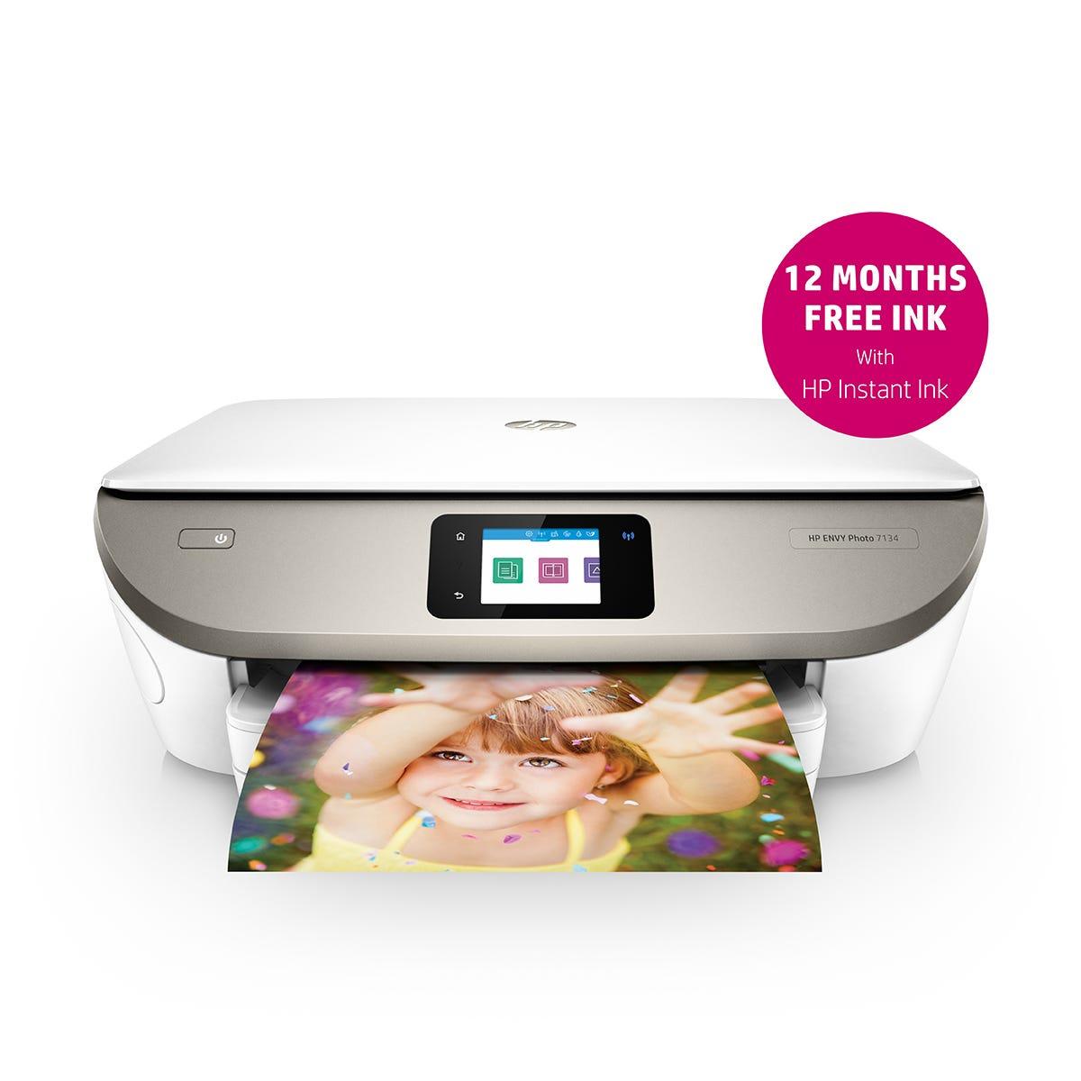 HP Envy Photo Plus 7134 All-in-one Printer/Scanner
