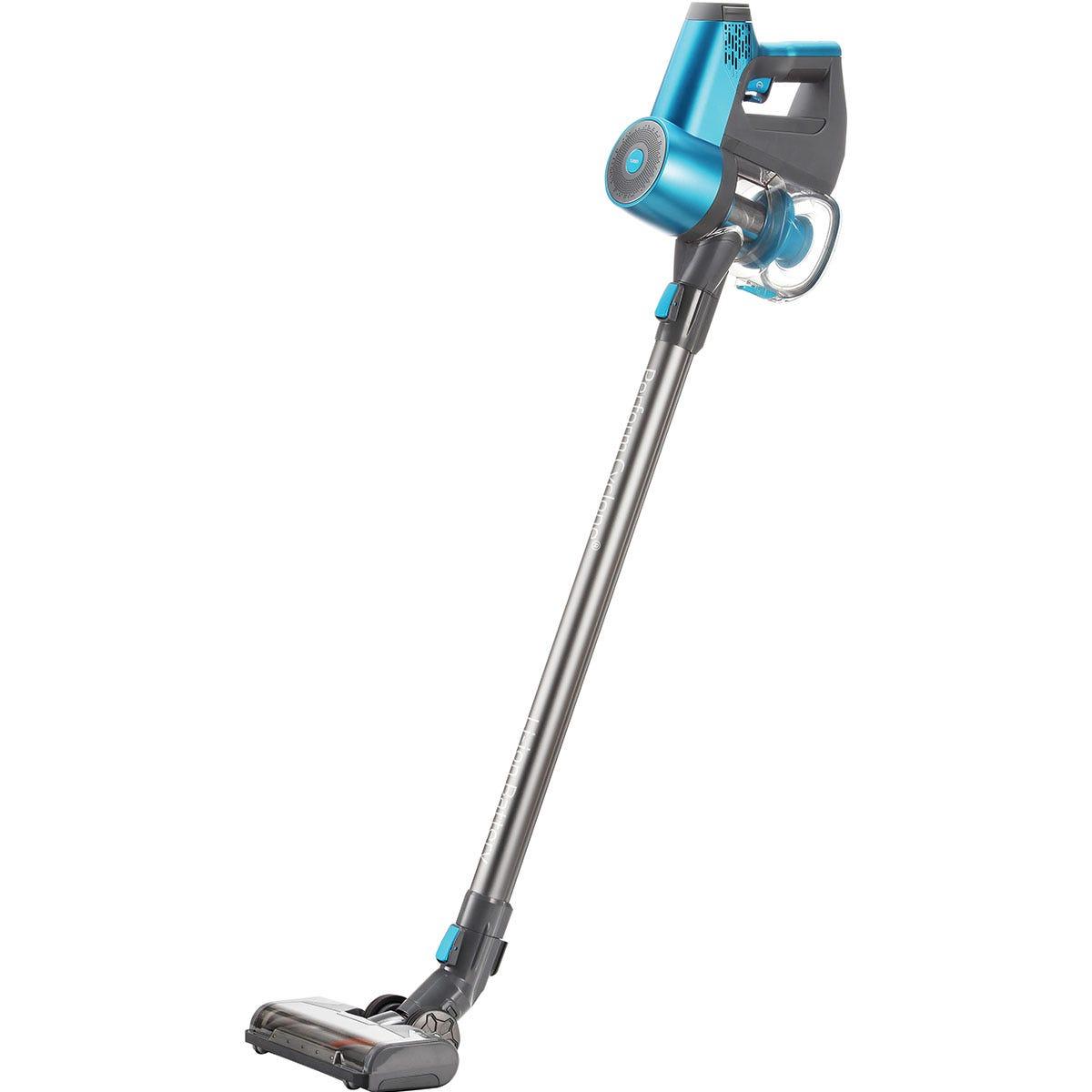 Image of Beko VRT82821DV 2-in-1 Power Stick Cordless Vacuum Cleaner - Blue
