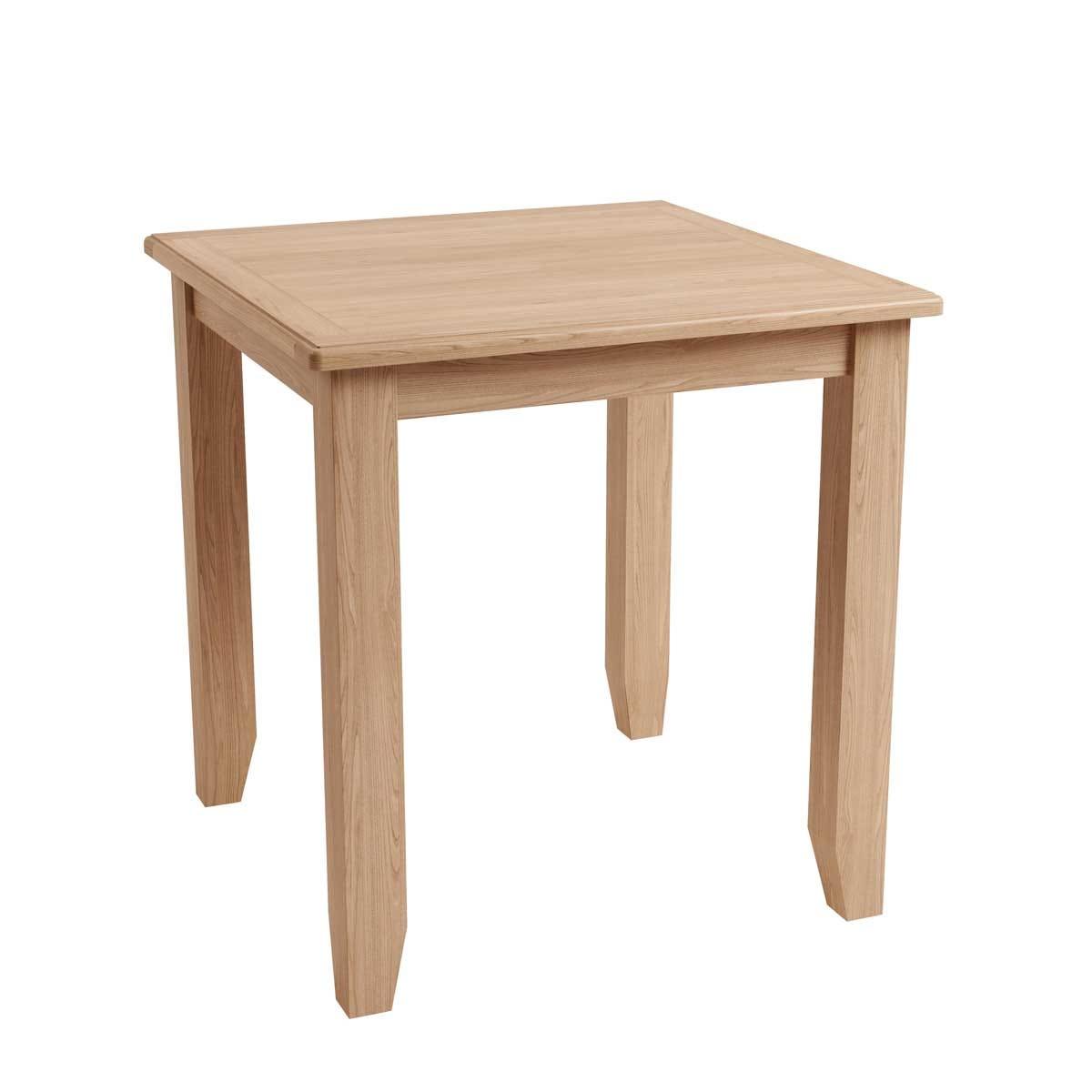 Golston Light Oak Dining Table