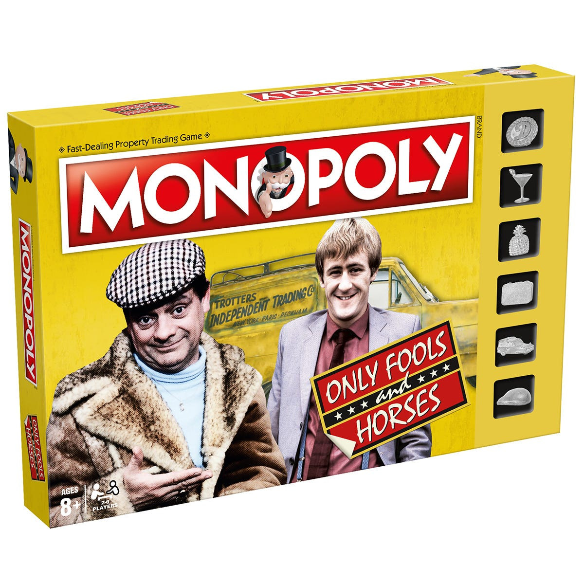 Winning Moves Only Fools and Horses Monopoly Board Game