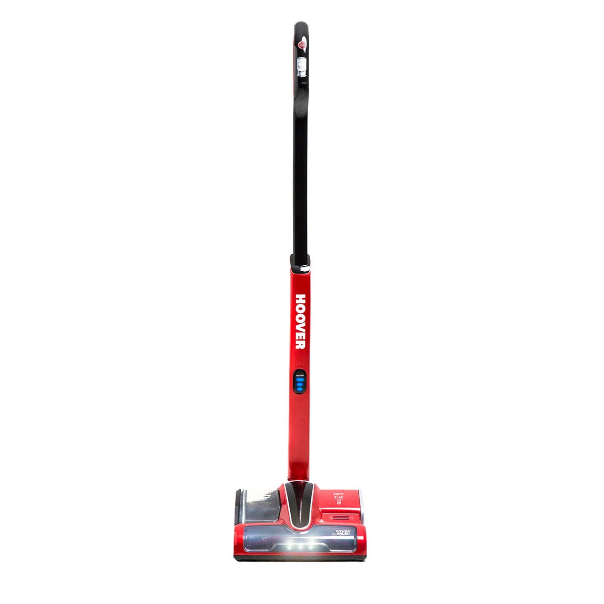 Hoover Sprint Cordless Vacuum Cleaner - Red