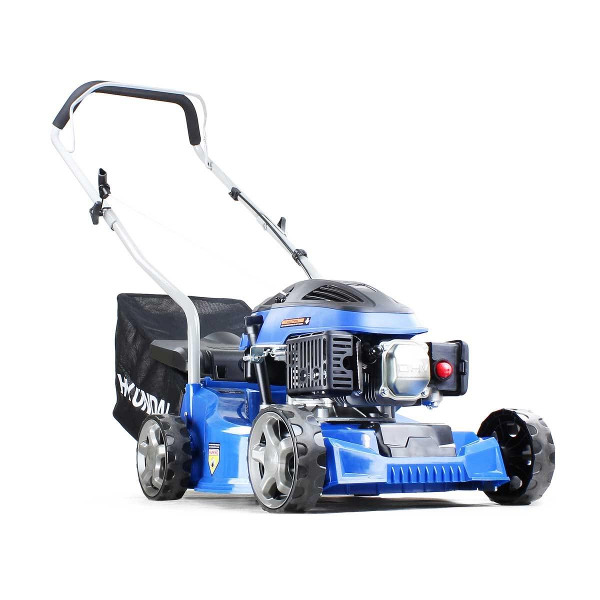 Hyundai HYM400P-4 79cc Push Rotary Petrol Lawn Mower